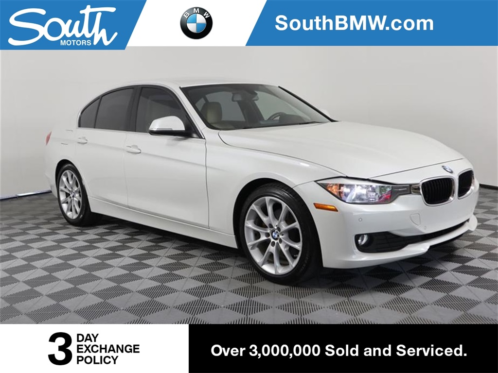 Pre-Owned 2015 BMW 3 Series 320i
