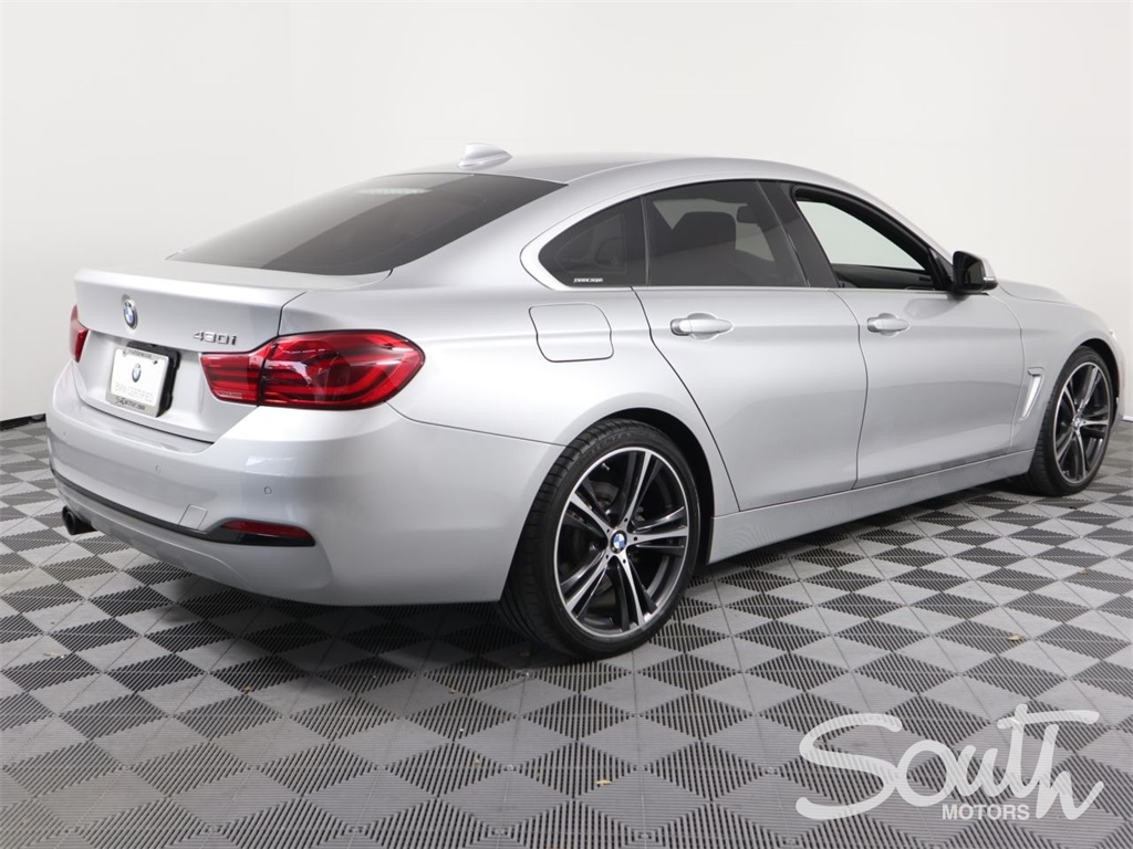 Certified Pre-Owned 2018 BMW 4 Series 430i Gran Coupe