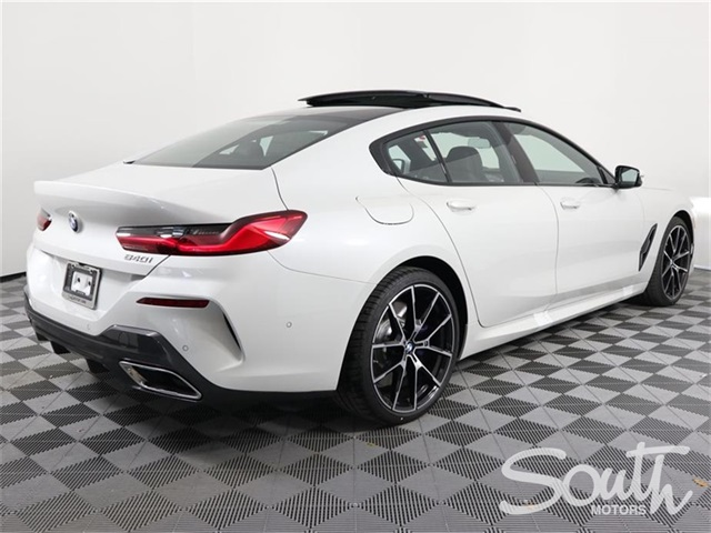 New 2020 BMW 8 Series Gran Coupe